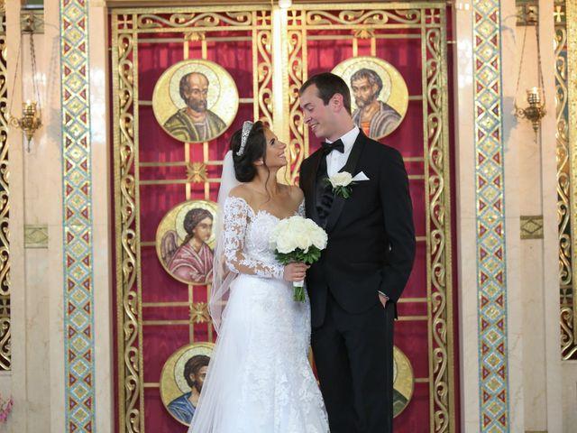 Alexander and Aleksandra's Wedding in Chicago, Illinois 32