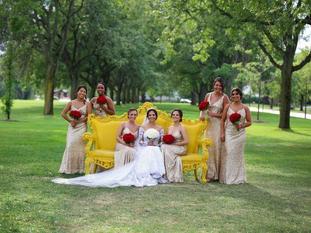 Alexander and Aleksandra's Wedding in Chicago, Illinois 34