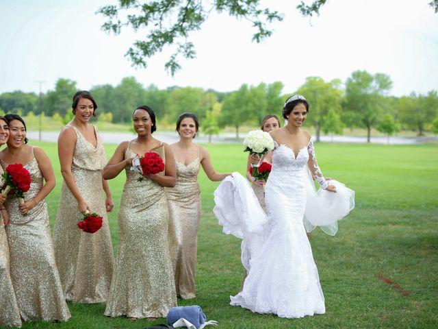 Alexander and Aleksandra's Wedding in Chicago, Illinois 38
