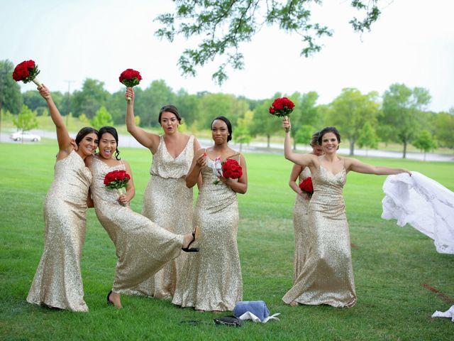 Alexander and Aleksandra's Wedding in Chicago, Illinois 39