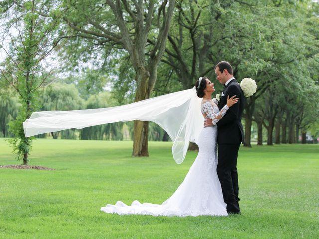 Alexander and Aleksandra's Wedding in Chicago, Illinois 40