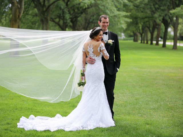 Alexander and Aleksandra's Wedding in Chicago, Illinois 42