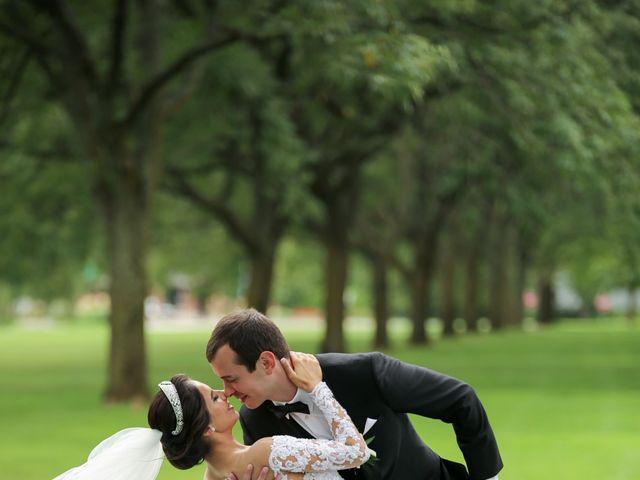 Alexander and Aleksandra's Wedding in Chicago, Illinois 43