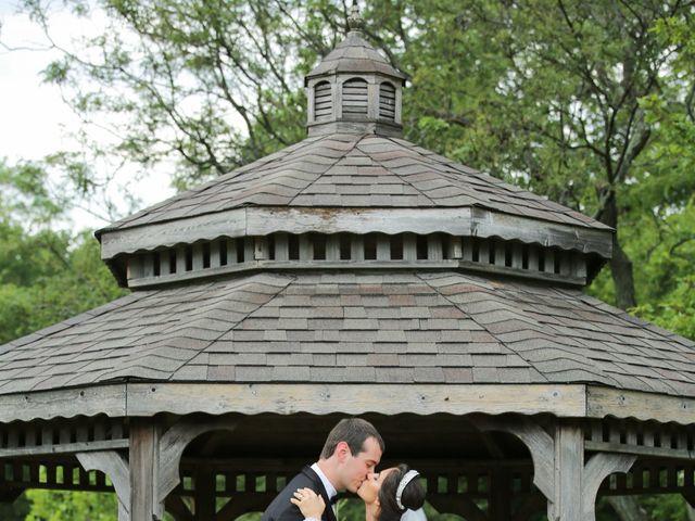 Alexander and Aleksandra's Wedding in Chicago, Illinois 47