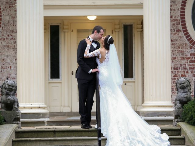 Alexander and Aleksandra's Wedding in Chicago, Illinois 58