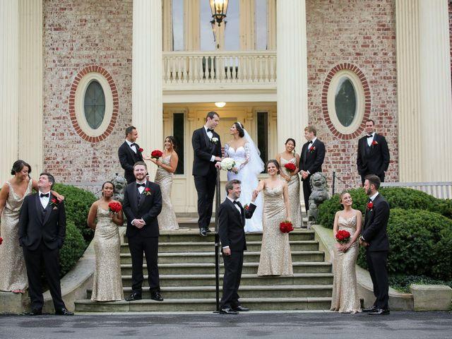 Alexander and Aleksandra's Wedding in Chicago, Illinois 61