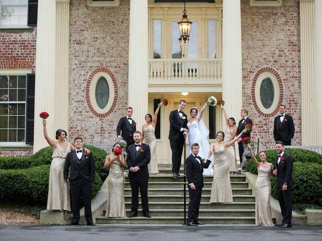 Alexander and Aleksandra's Wedding in Chicago, Illinois 62