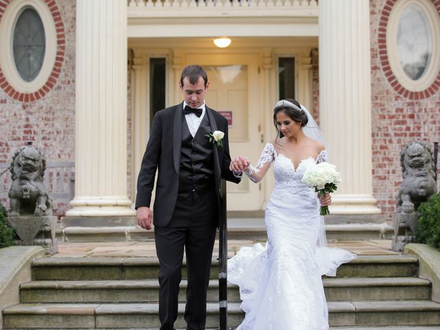 Alexander and Aleksandra's Wedding in Chicago, Illinois 65