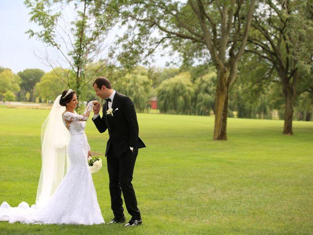 Alexander and Aleksandra's Wedding in Chicago, Illinois 73