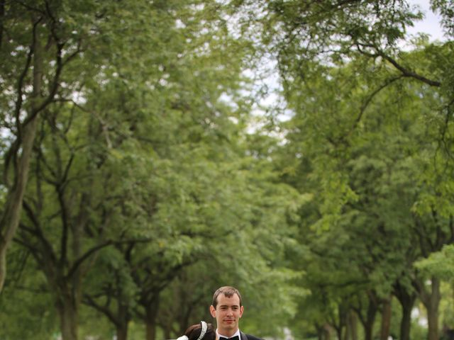 Alexander and Aleksandra's Wedding in Chicago, Illinois 74