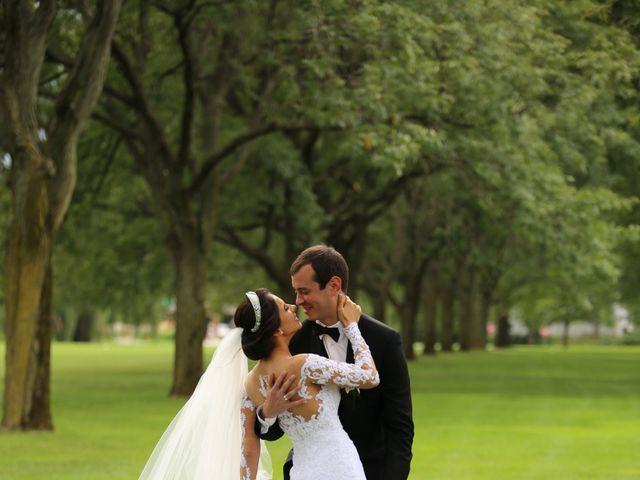 Alexander and Aleksandra's Wedding in Chicago, Illinois 76