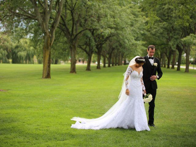 Alexander and Aleksandra's Wedding in Chicago, Illinois 77