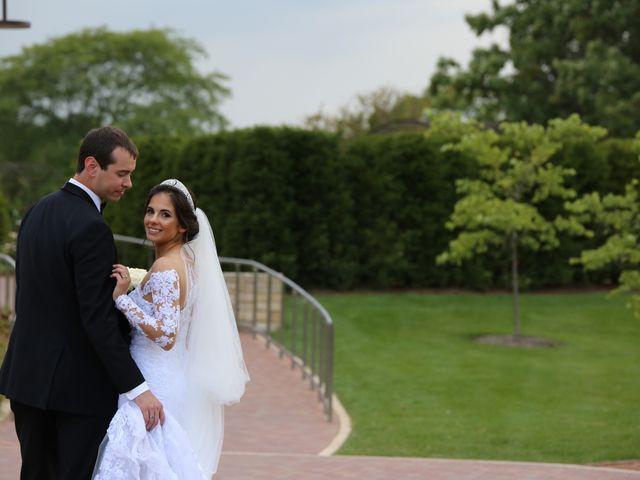 Alexander and Aleksandra's Wedding in Chicago, Illinois 81
