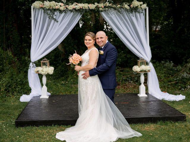 Luis and Alejandra's Wedding in Beltsville, Maryland 5