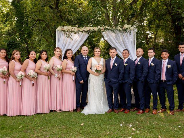 Luis and Alejandra's Wedding in Beltsville, Maryland 8