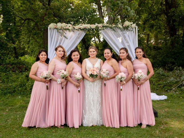 Luis and Alejandra's Wedding in Beltsville, Maryland 9