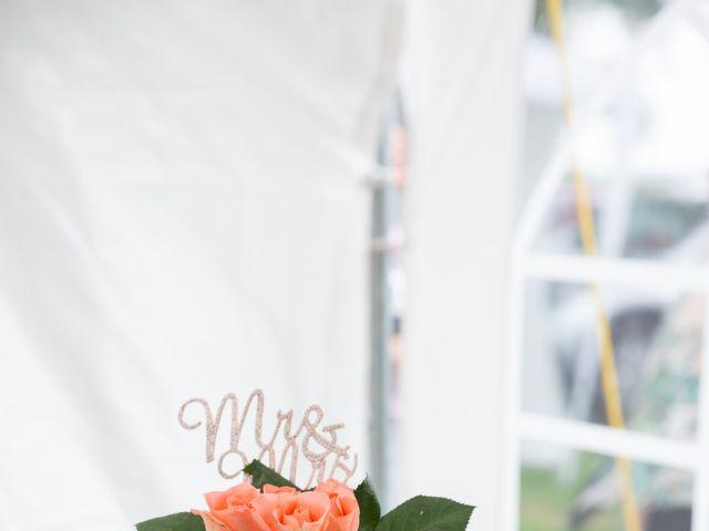 Luis and Alejandra's Wedding in Beltsville, Maryland 10