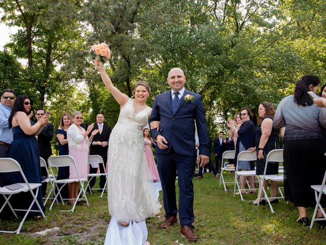 Luis and Alejandra's Wedding in Beltsville, Maryland 15