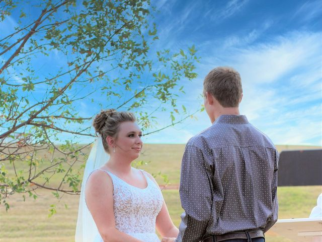 Katie and Micah's Wedding in Sundance, Wyoming 6