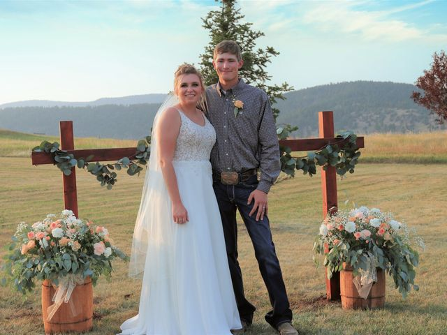 Katie and Micah's Wedding in Sundance, Wyoming 15