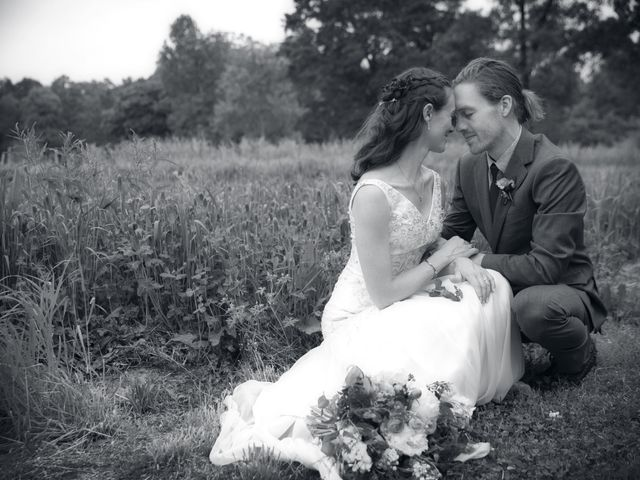 The wedding of Amber and Grant