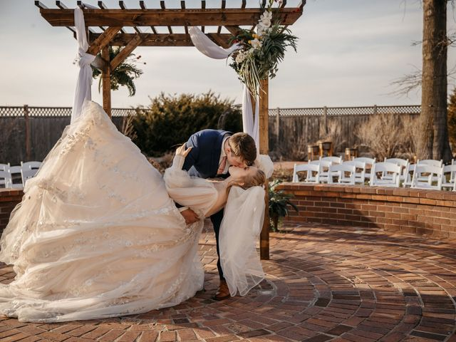 The wedding of Madeline and Cooper