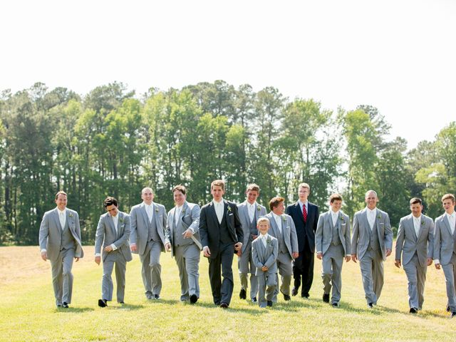 Abigail and Timothy's Wedding in Rock Hall, Maryland 8