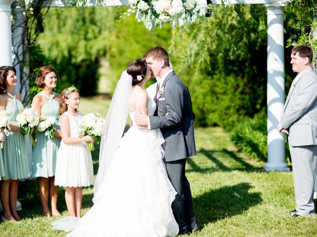 Abigail and Timothy's Wedding in Rock Hall, Maryland 12
