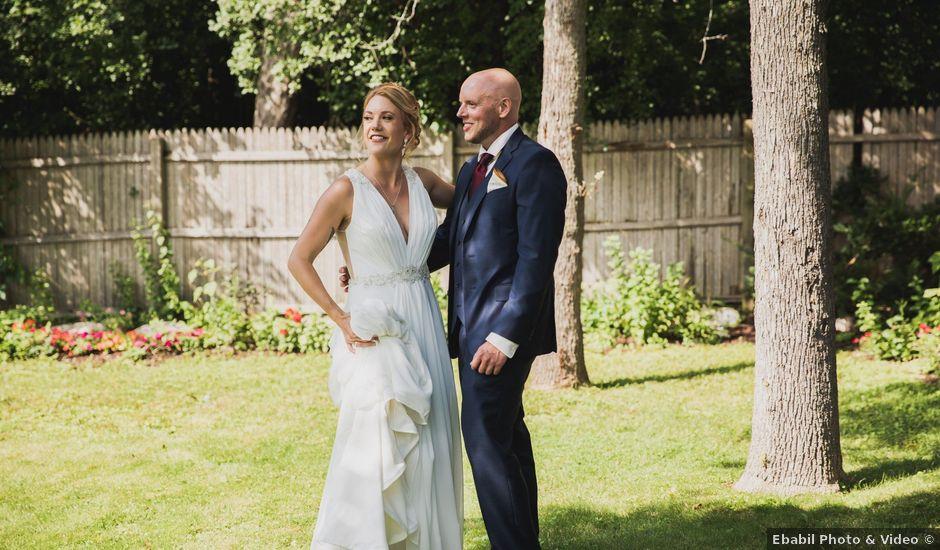 Jonothan and Shaina's Wedding in Schenectady, New York