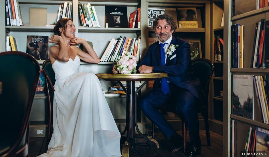 Mario and Silvia's Wedding in Milan, Italy