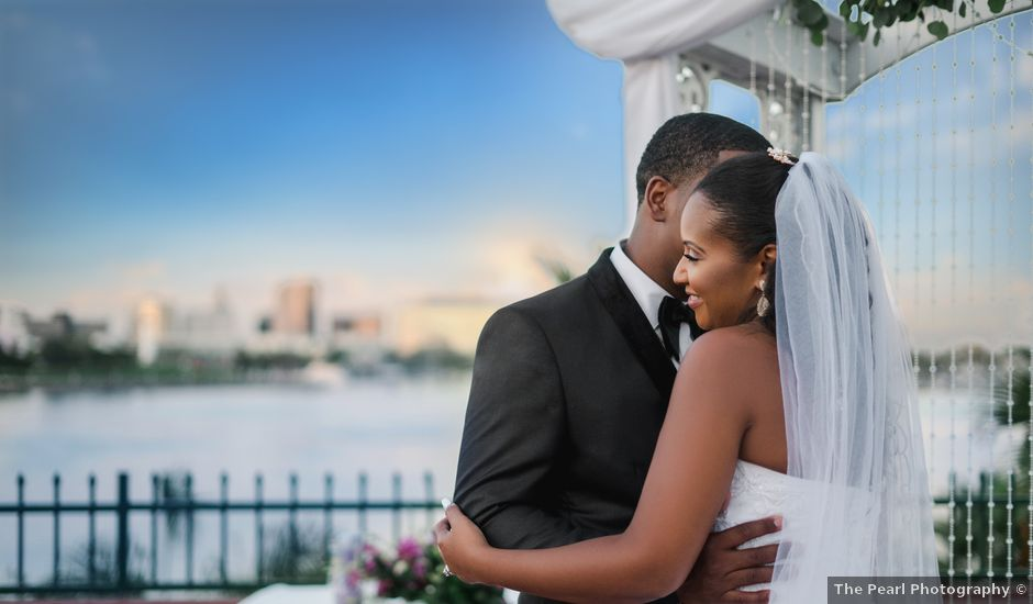 Nicholas and Michelle's Wedding in Long Beach, California