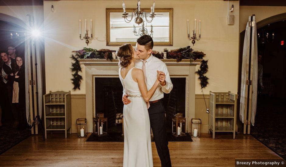 Lillian and Ben's Wedding in West Bethel, Maine