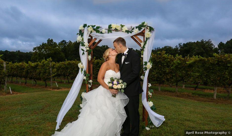 Joel and Chloe's Wedding in Colonial Beach, Virginia