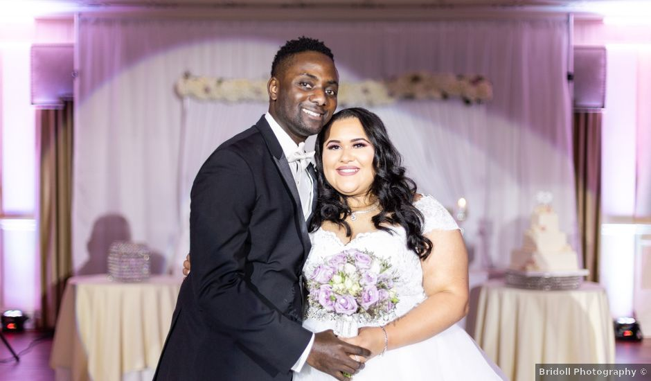 Kevon and Esmeilin's Wedding in Lodi, New Jersey