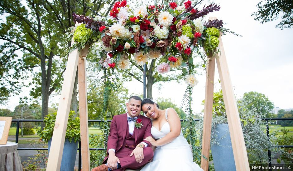 Juan and Amanda's Wedding in Brooklyn, New York