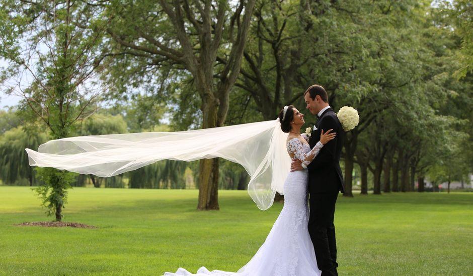 Alexander and Aleksandra's Wedding in Chicago, Illinois