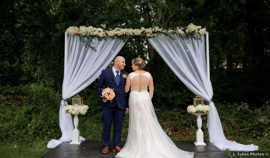 Luis and Alejandra's Wedding in Beltsville, Maryland