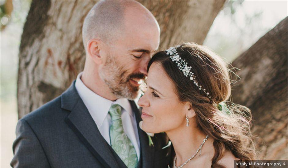 Brenda and Mark's Wedding in San Juan Capistrano, California