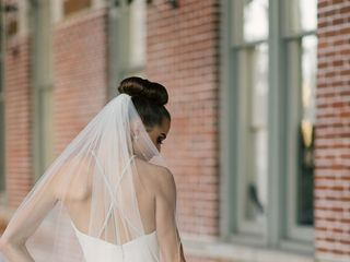 Emily and Ryne's Wedding in Tampa, Florida 7