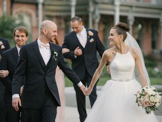 Emily and Ryne's Wedding in Tampa, Florida 12