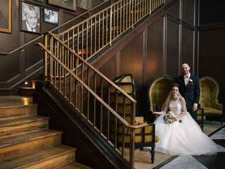 Emily and Ryne's Wedding in Tampa, Florida 17