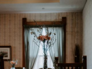 Cory and Mandy's Wedding in Madisonville, Texas 9