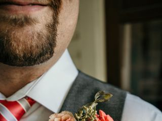 Cory and Mandy's Wedding in Madisonville, Texas 17