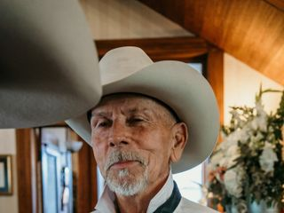Cory and Mandy's Wedding in Madisonville, Texas 18