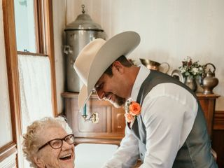 Cory and Mandy's Wedding in Madisonville, Texas 19