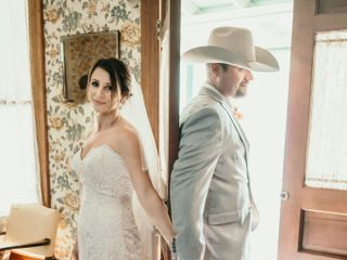 Cory and Mandy's Wedding in Madisonville, Texas 28