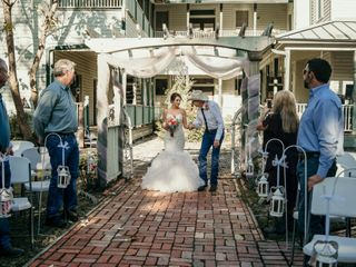 Cory and Mandy's Wedding in Madisonville, Texas 31