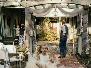 Cory and Mandy's Wedding in Madisonville, Texas 39