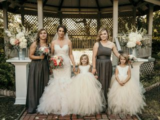 Cory and Mandy's Wedding in Madisonville, Texas 40
