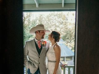 Cory and Mandy's Wedding in Madisonville, Texas 49